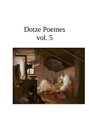 dotze poemes 2015 Vol 5 cover
